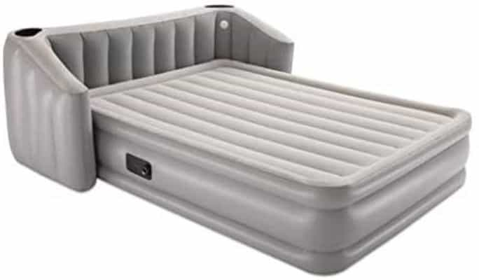 Inflatable Couch With Built-In AC Pump