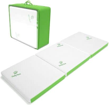 Tri-Fold Mattress For Kids