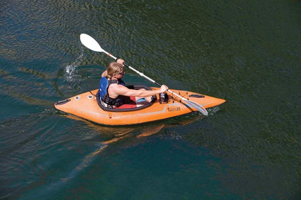 Lagoon Inflatable Kayak