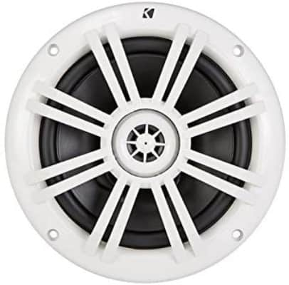 Kicker 41KM604W 6-1:2 KM-Series 6.5 KM60 New150W Peak:50W RMS Marine Speakers