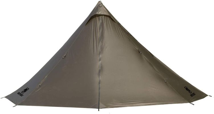 Ultra Hot Tent With Stove Jack