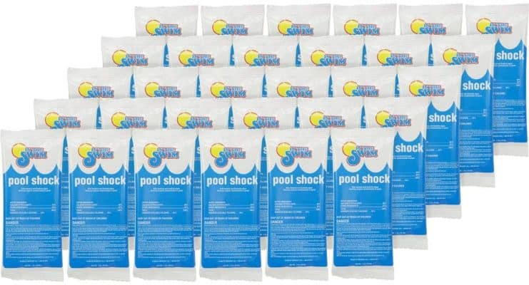 Powerful Chlorine Pool Shock Set