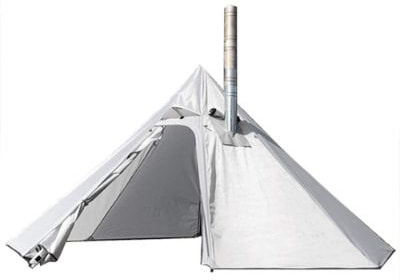 Fire Retardant Tent With Stove Jack