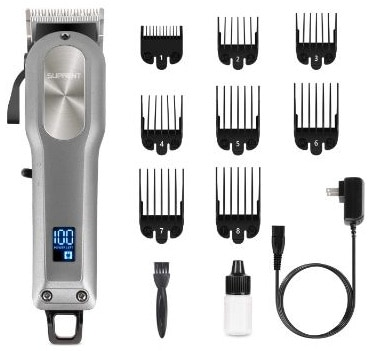 Professional Clippers For Hair Cutting Kit