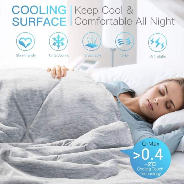 LUXEAR Arc-Chill Bedding Comforter 2