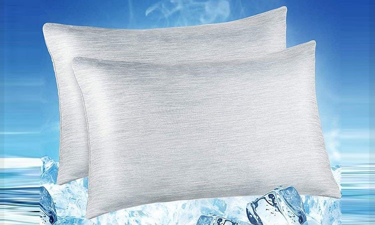 LUXEAR Arc-Chill Pillowcase 1